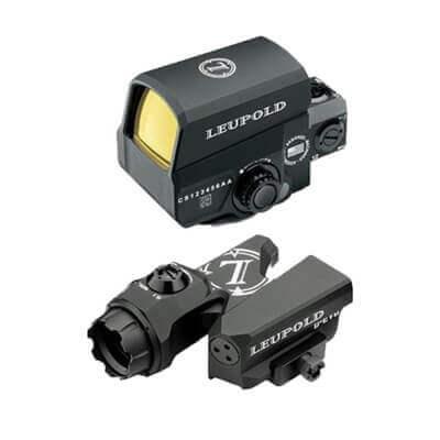 New, Leupold LCO 6x20mm Red Dot w D-EVO