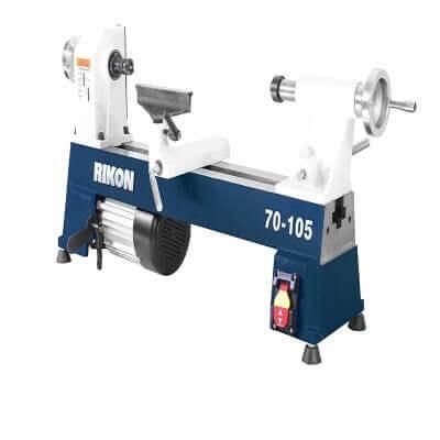 RIKON Power Tools 70-105 10 x 18 1-2 hp Mini Lathe