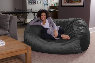 Sofa Sack - Bean Bags 6-Feet Bean Bag Lounger,