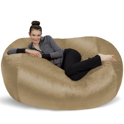 Sofa Sack-Bean Bags6' Large Bean Bag Lounger