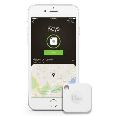 Tile-Mate - Key Finder. Phone Finder