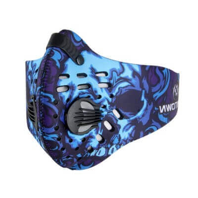 Avanigo Dust Mask Anti Pollen Allergy Riding Half Face Mask