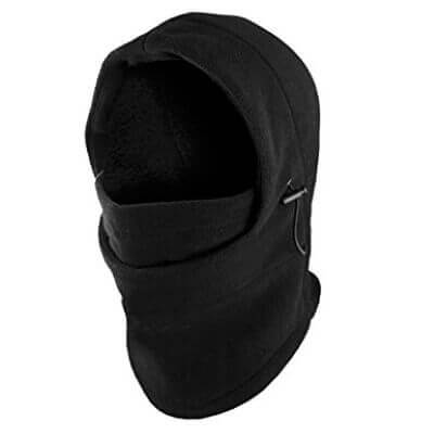Fleece Windproof Ski Face Mask
