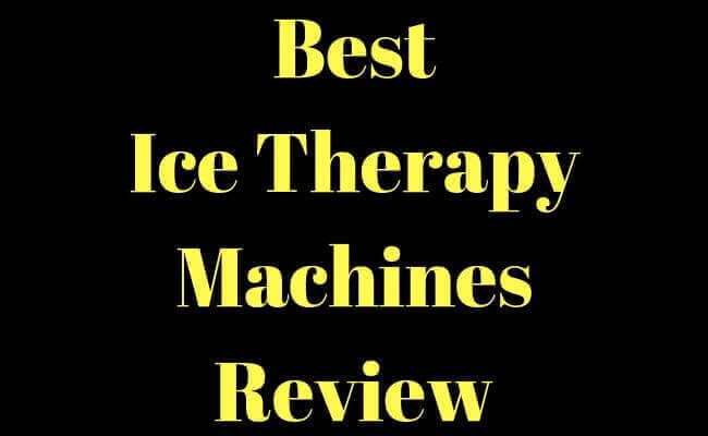 591e4829bf9 Best Cold Therapy Machines Reviewed in 2019 - Top10Buddy