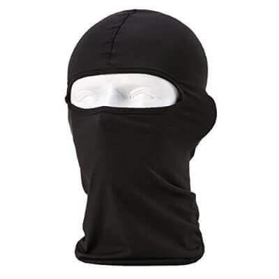 Lycra Fabrics Ski Face Mask