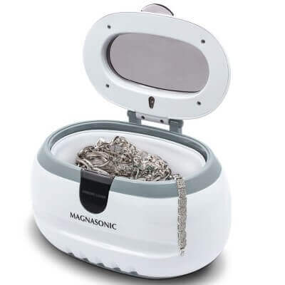 Magnasonic Professional Ultrasonic Polishing Jewelry Cleaner