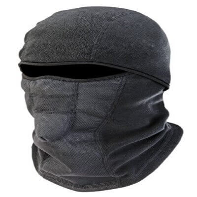 N-Ferno 6823 Thermal Fleece Wind-Resistant Hinged Balaclava