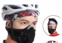 WOLFBIKE Anti-Pollution City Cycling Mask