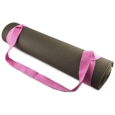 Fit Spirit Adjustable Cotton Yoga Mat