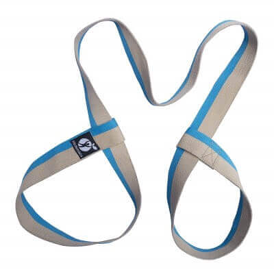 FitLifestyleCo Yoga Mat Strap - Carrying Sling