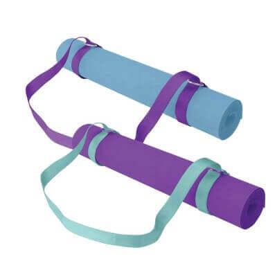 Gaiam Easy Cinch Yoga Mat