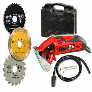 Rotorazer Compact Circular Saw