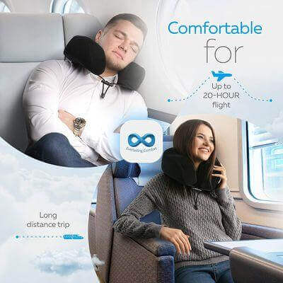 Everlasting comfort Travel Pillow