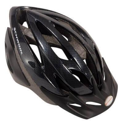 Schwinn Thrasher Adult Micro Bicycle black Helmet