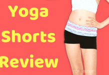 Yoga Shorts Review