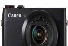 Canon PowerShot G7-X