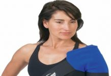DonJoy DuraSoft Cold Therapy Shoulder Wrap