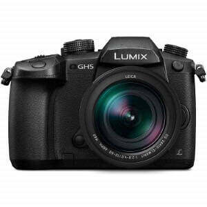 Panasonic GH5 4K Mirrorless Camera