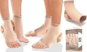 Physix Gear Plantar Fasciitis Socks