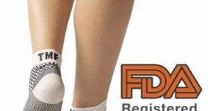 Treat My Feet Edema Relief Orthopedic Socks