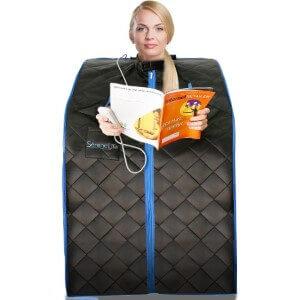Serenelife portable saunas