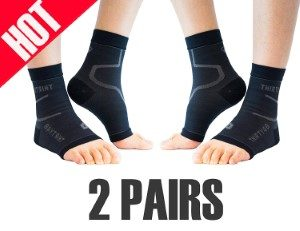 Thirty 48 Plantar Fasciitis Socks