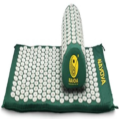 Nayoya Acupressure Mat and Pillow Set