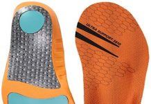 New Balance insoles IPR3030 Pressure Relief Insole with Met