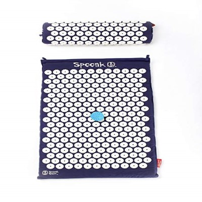 Spoonk back pain and sleep acupressure mat