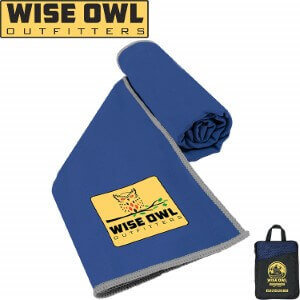 Wise Owl Outfitters Camping Towels