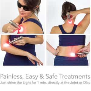 Tendlite Red Led Light Therapy Device